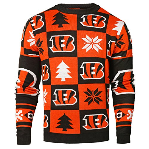 Cincinnati Bengals NFL Ugly Sweater