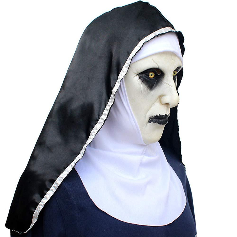 Máscara de la Monja en látex Halloween