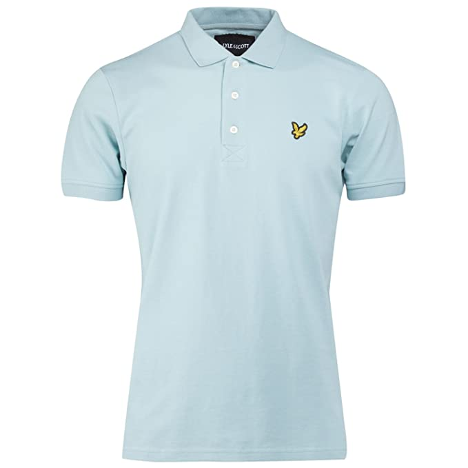 Lyle and Scott Vintage Llanos Polo Camisa S PWD Blue: Amazon.es: Ropa y accesorios