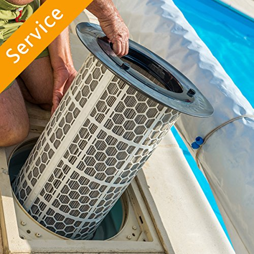 Swimming Pool Filter Cartridge - & Clear Clean Cartridge Filter
