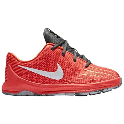 size 40 e1ae8 effe7 Nike KD 8 Toddler Boys Shoe Total Orange TeamOrange Bright Citrus Reflect  Silver  Amazon.ca  generic