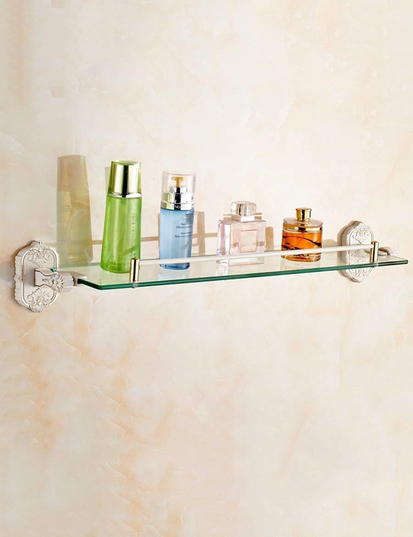 lovely EQEQ Home Bath Rooms Carved Shelf Bath Rooms, Bathroom Glass ...