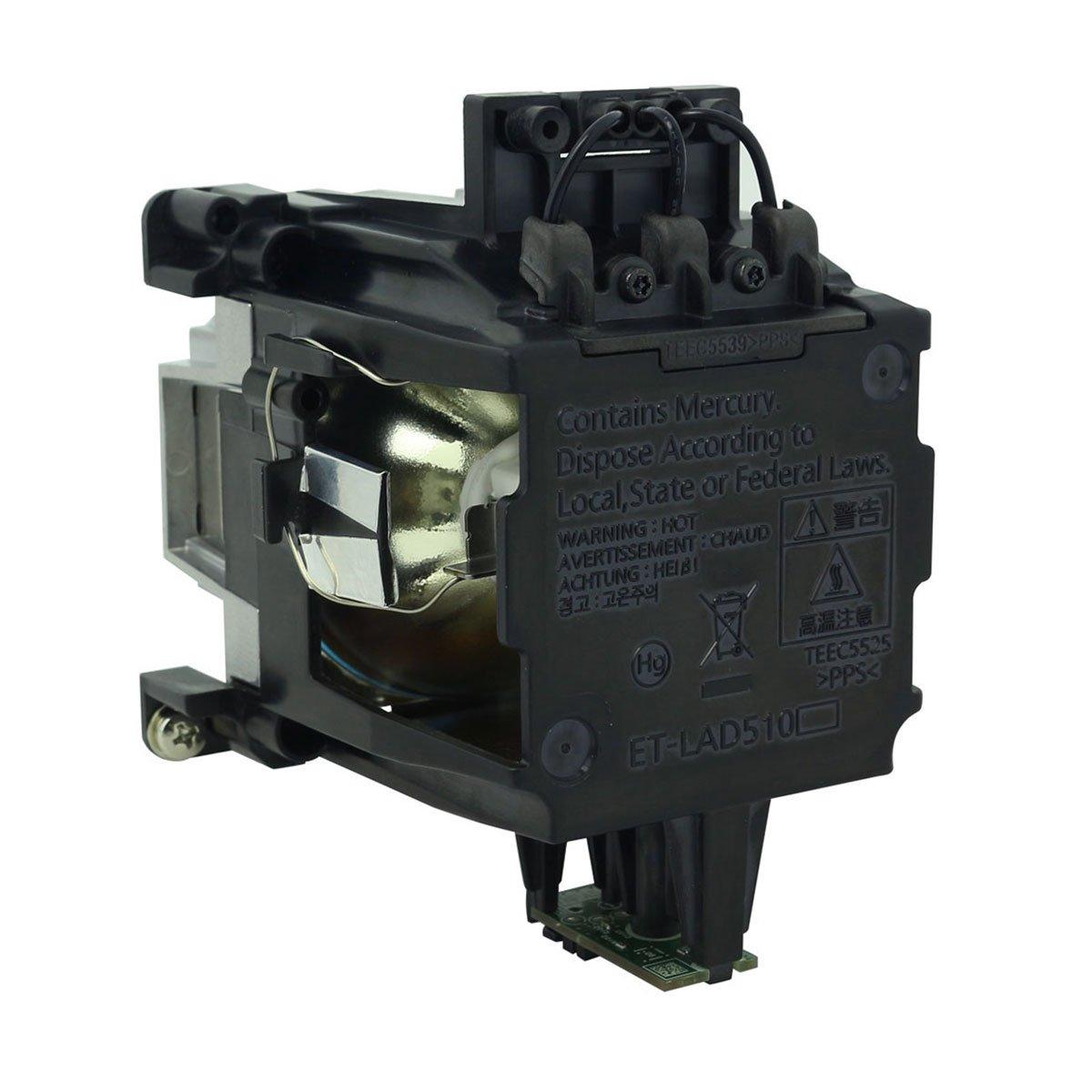 Lytio Premium Panasonic Et Lad510 Projector Lamp Housing Replacement Electric Circuit Etlad510 Original Oem Bulb Inside Electronics