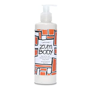 Zum Body Lotion - Patchouli - 8 fl oz