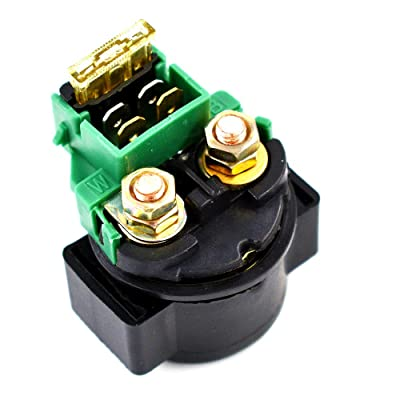 labwork New Starter Solenoid Relay Fit for Arctic Cat ATV 366 425 350 400 450: Automotive