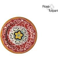Rose y tulipanes R1330024AR Nador Plato para taza