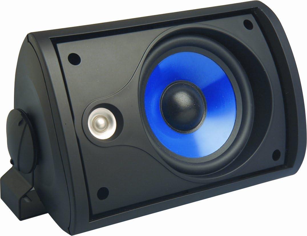"Legrand - On-Q MS3523BK 3000 Series 5.25"" Outdoor Speakers (Pair), Black"