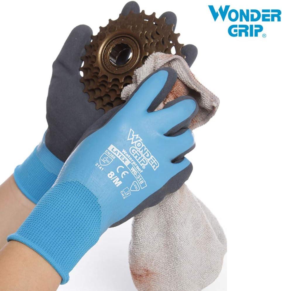 Wonder Grip WG-538 Freeze Flex Plus Taille M//08 Gants imperm/éables et r/ésistants au froid
