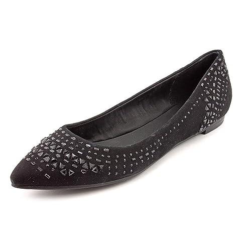 Guess Sarni Mujer Ante Mocasines Zapatos Talla: Amazon.es: Zapatos y complementos