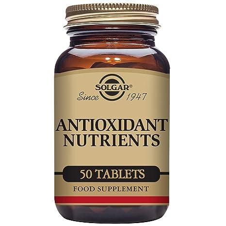 Solgar Antioxidante - 50 Tabletas