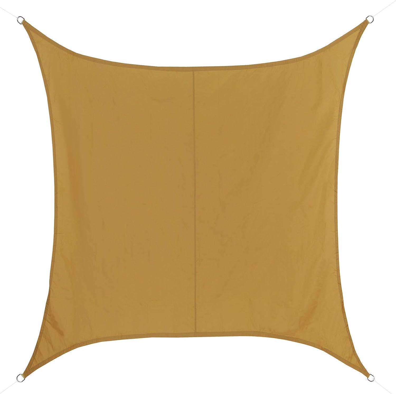 BB Sport Tenda Velo Sole 4m x 4m Smeraldo Quadrato Vela Sole Ombreggiante 100/% PES Protezione Solare UV 30 Parasole Giardino Esterni