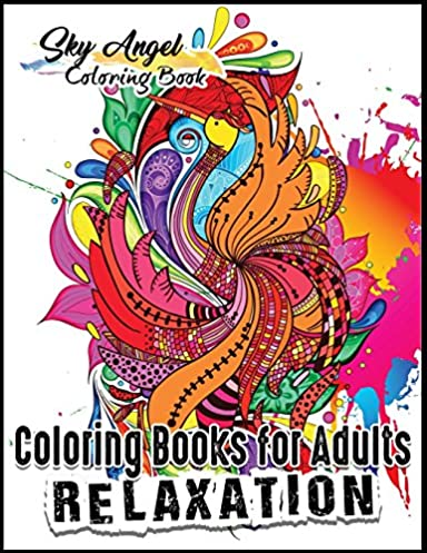 Coloring Books for Adults Relaxation: Creative Bird Designs: Beautiful Birds Coloring Book Haven For Adults Relaxation, Fun, and Stress Relief Patterns (Volume 11)