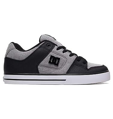 7489782cfea DC Shoes Pure Se - Baskets - Homme - EU 38 - Gris