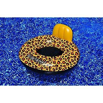 Amazon.com: Swimline Wild Things Animal Print Lounge ...