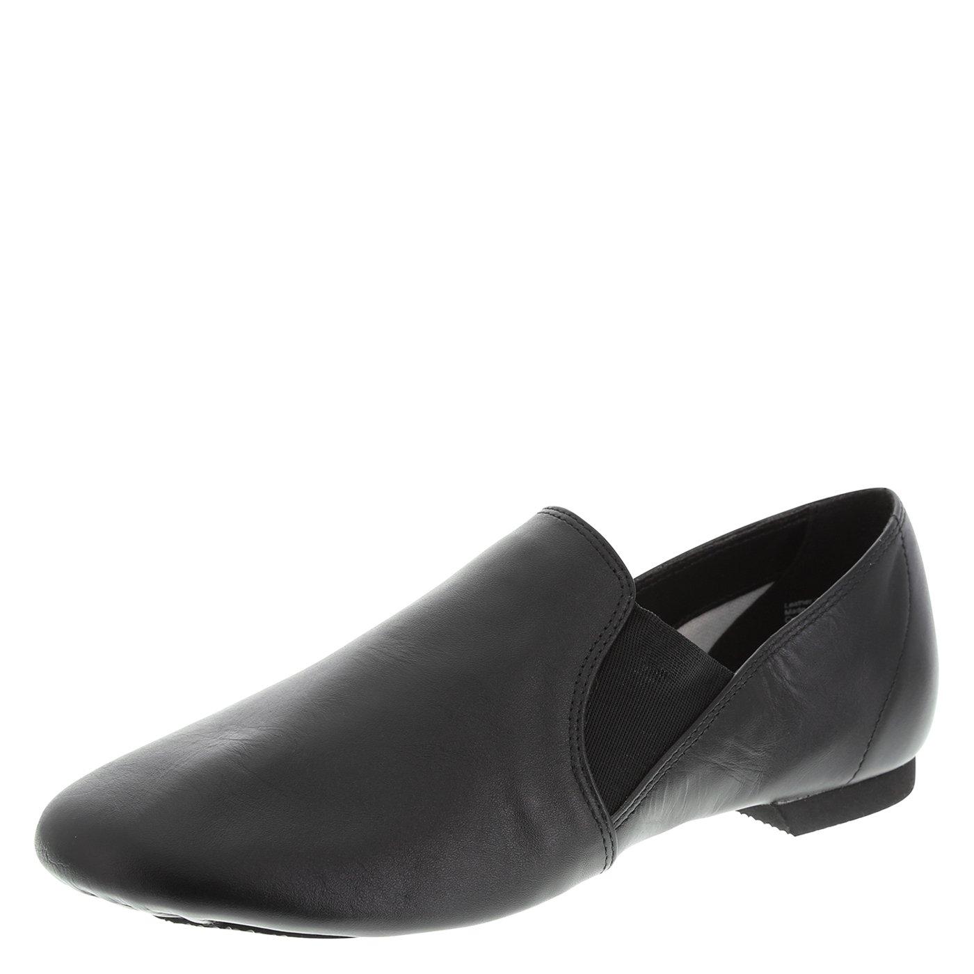 American Ballet Theatre for Spotlights Women's Black Women's Twin Gore Jazz Shoe 9 Regular