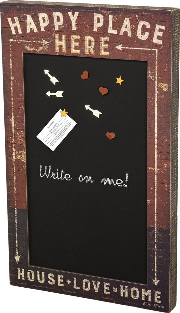 Chalk/Magnet Board - Home