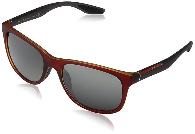 846fa84dfe Prada Sport - Gafas de sol Mod.03OS para hombre: Amazon.co.uk: Clothing