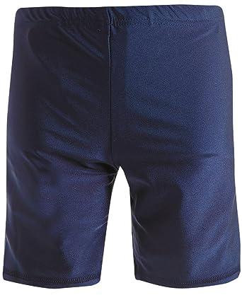 58ca6d5f519 Amazon | シンプルデザイン 男の子用セミロング丈スクール水着【855458-s ...