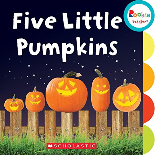 Five Little Pumpkins (Rookie Toddler) -