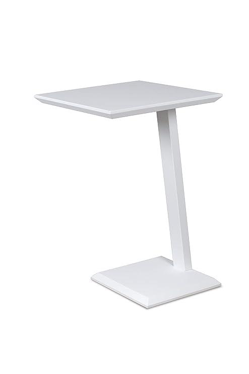 Tavolo Basso Moderno.Wood Solutions Shop Square Total White Tavolino Servetto Basso Moderno Design Salotto Divano Porta Pc Tablet