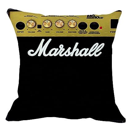 Amplificador Marshall funda de almohada