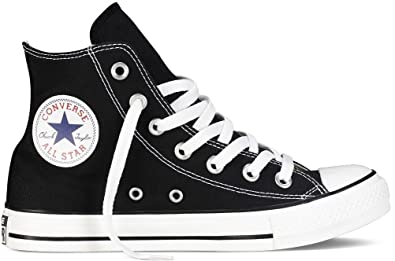 d652e3cdee20 Converse Chuck Taylor All Star Classic High Top Sneakers - Black US Men 7.5    US