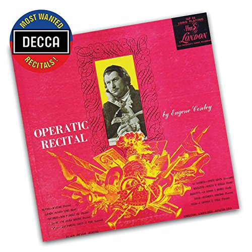 Operatic Recital by Eugene Conley and New Symphony Orchestra and Royalton Kisch on Amazon Music - Amazon.com