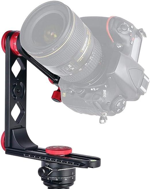 Belloc 2019 PH-720B 720/° Panoramic Rotator Ballhead Tripod Pan Head Quick Release Plate