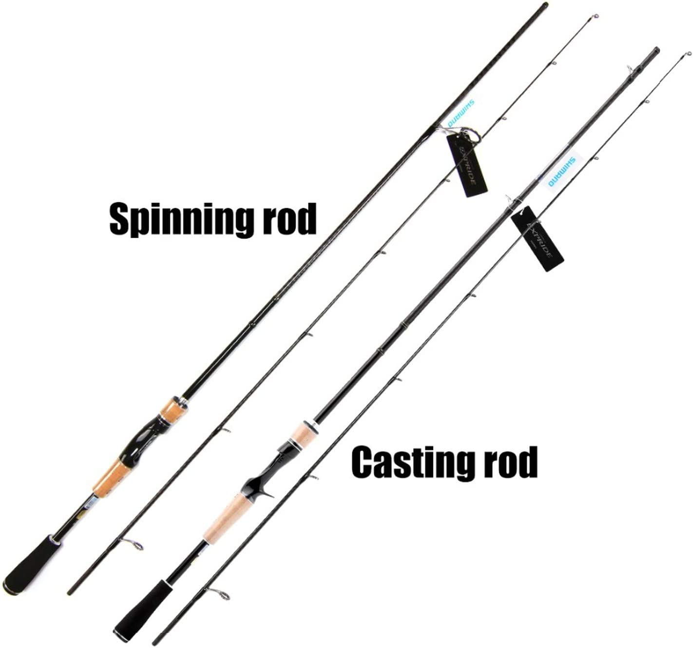 Goods-Store-uk Fishing Rods Poco Original-Hope 268 ml 2 Spinning ...