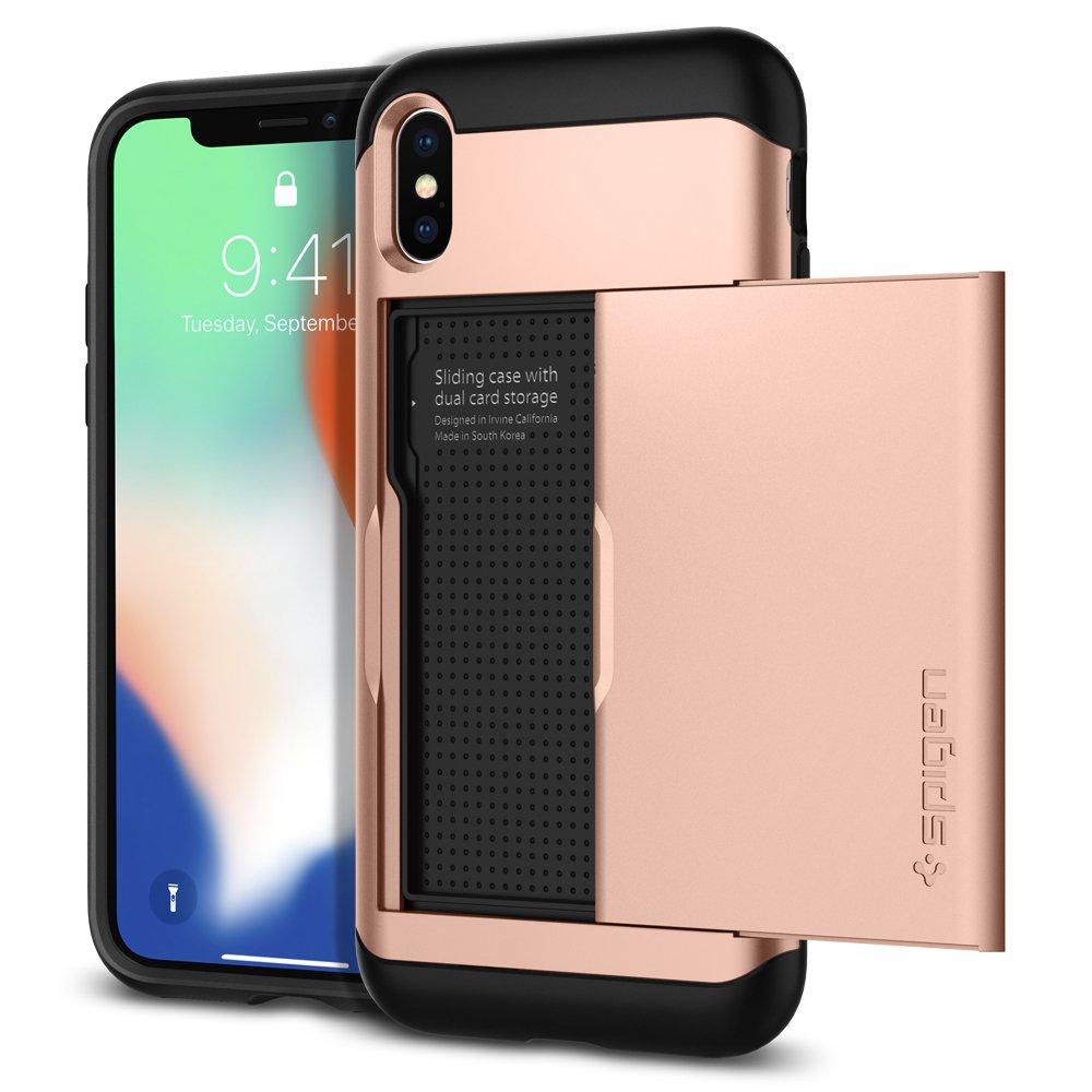 Funda para Iphone X / XS SPIGEN (74CND3H8)
