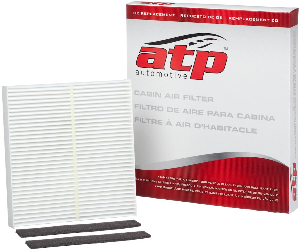 ATP CF-8 White Cabin Air Filter by ATP Automotive