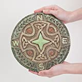 Bits and Pieces - Celtic Compass Glow Garden