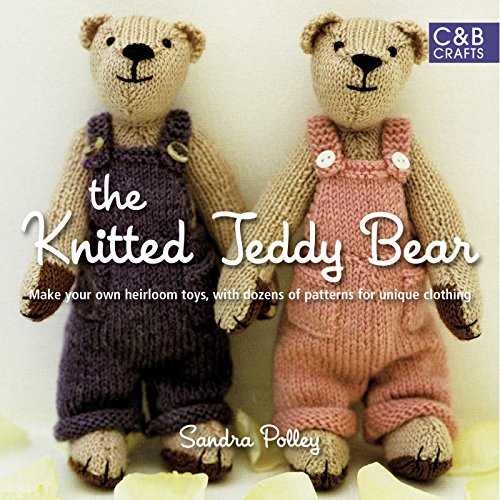 Knitted Teddy - 1