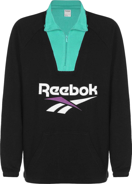 Reebok Classic Herren Sweatshirt schwarz (15) L