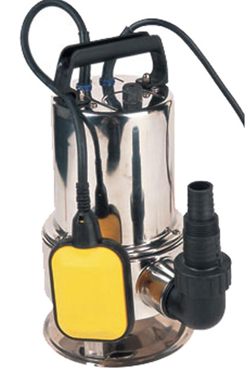 Mauk - Bomba de aguas residuales (12500 l/h, 750 W, INOX 648): Amazon.es: Bricolaje y herramientas