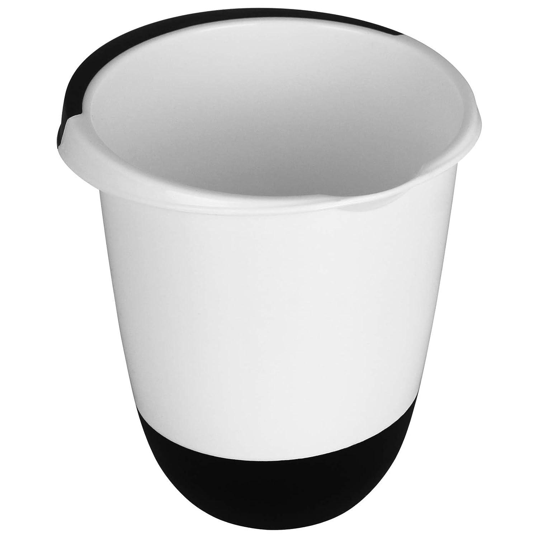 1,5 Liter Rührschüssel Deckel Spritzschutz Teigschüssel Schüssel Rührdeckel NEU