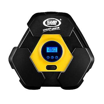 Amazon.es: Footprintse Compresor de aire eléctrico auto de la bomba del inflador del neumático de coche para la emergencia del neumático del coche (color: ...