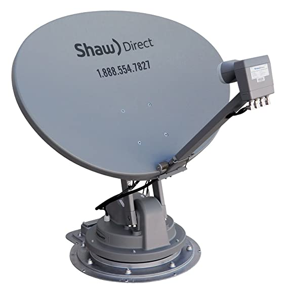 Satellite Tv For Rv >> Amazon Com Winegard Ska 733 Trav Ler Shaw Direct Rv Satellite Tv
