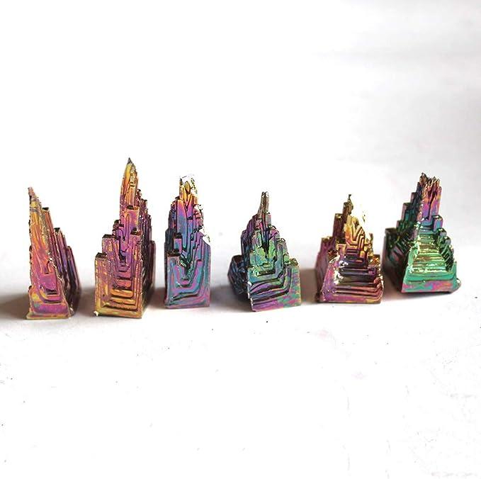 64g Bismuth Rainbow Mineral Specimen