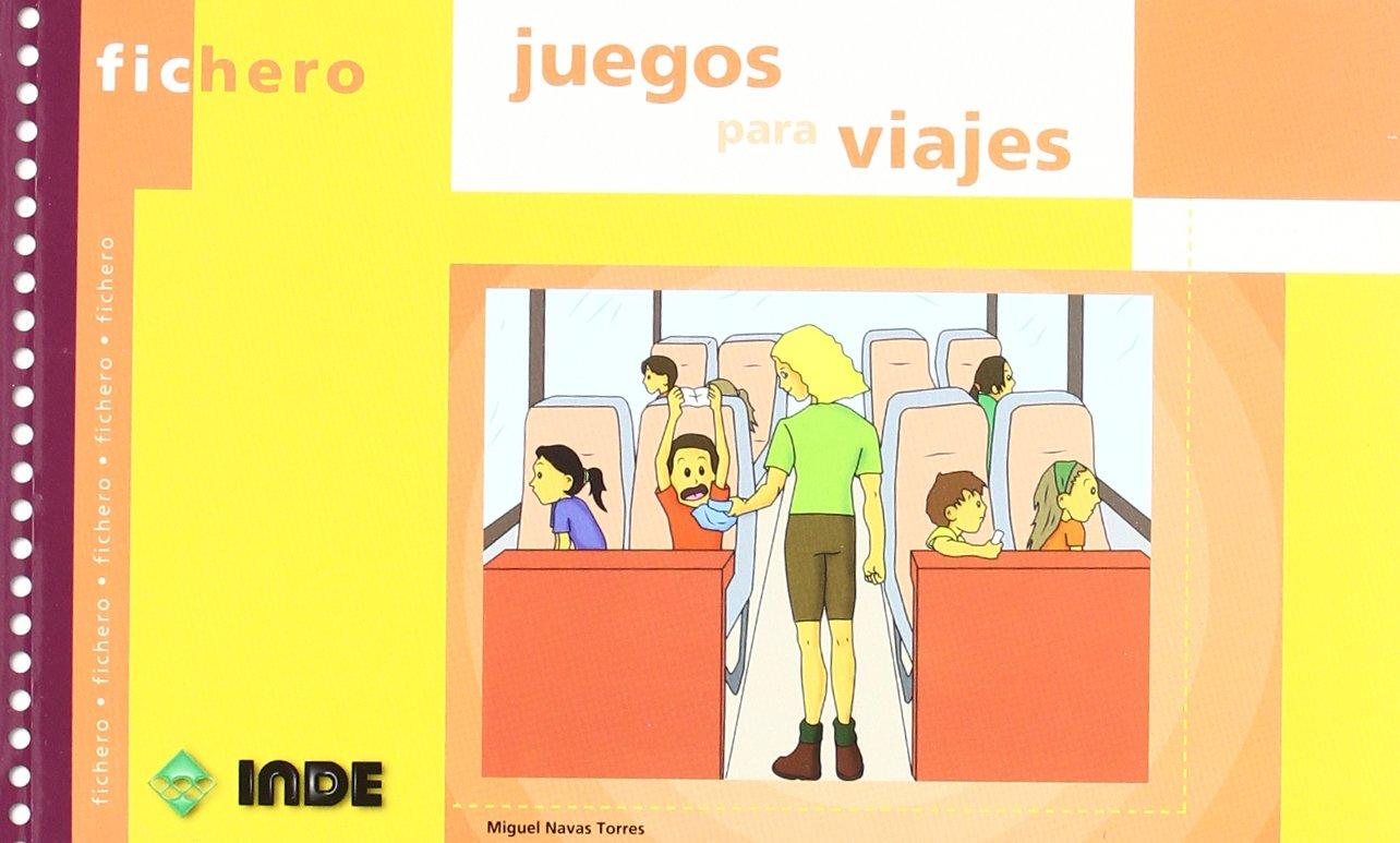 Juegos para viajes (Ficheros de juegos y actividades): Amazon.es: Miguel Navas Torres: Libros