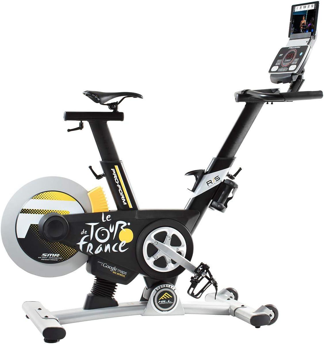 ProForm TDF - Bicicleta de Ejercicio: Amazon.es: Deportes y aire libre