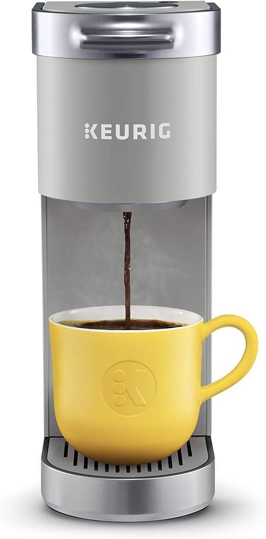 Keurig K-Mini Plus Cafetera de una porción K-Cup Pod Cafetera de ...