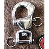 Horse Farrier Tool Quick Release Hook/Snap Shackles Horse Harness Trace to Carriage 98496A