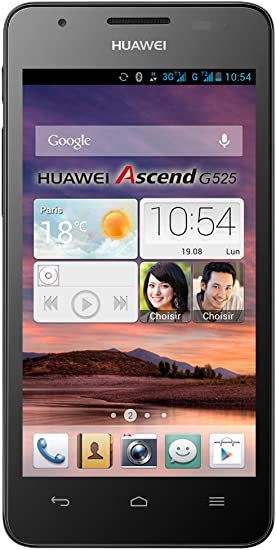 HUAWEI Ascend G525 - Smartphone Libre Android (Pantalla 4.5 ...