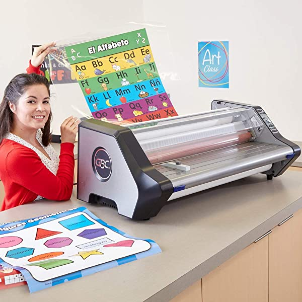 Best Laminator For School: GBC Ultima 65 Thermal Roll Laminator Review