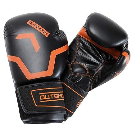 XBQJST Guantes De Entrenamiento De Boxeo, Muay Thai Wushu Sanda Punch Pelea De Boxeo,