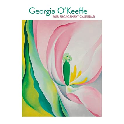 georgia okeeffe 2012 calendar