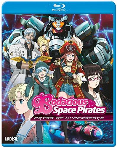 Bodacious Space Pirates [Blu-ray]
