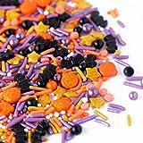 Sweets Indeed Sprinklefetti Halloween Sprinkles (Toil and Trouble Sprinkles, 6.5oz)