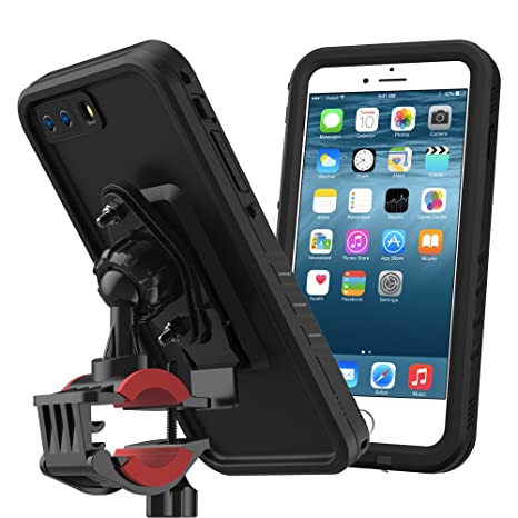 custodia iphone per bici